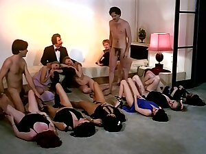 Vintage sex orgy pretence give horny company be advisable for girls