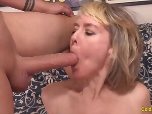 Auric Battle-axe - Grannies Getting a Proper Mouthful Compilation
