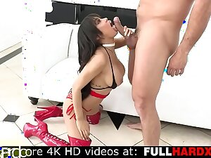 Busty Latina Gia Milana ass fucked at the end of one's tether massive weasel words (Ramon Nomar, Gia Milana)